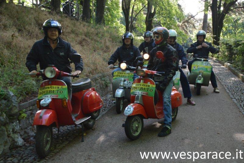 Registro storico vespa for Vespa club volta mantovana